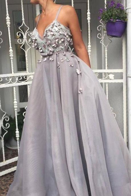 Saudi Arabia Evening Dress 2017 Lace Appliques Hand Made Flowers 3D Ball Gown Puffy Organza Off the Shoulder Formal Dresses Long Evening Party Gowns