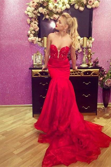 Cheap prom dresses 2017,Red Prom Dresses,Prom Dresses,Red Prom Gown,Prom Gowns,