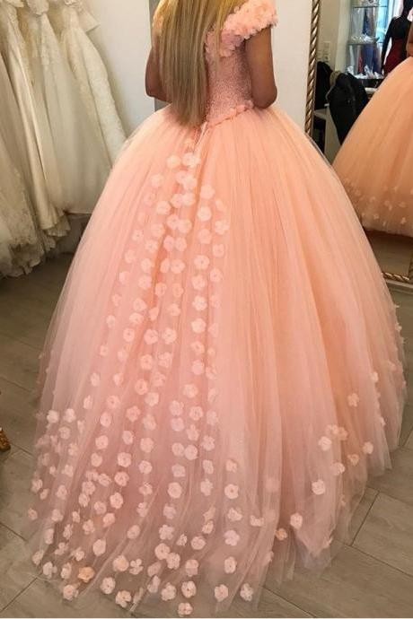 Cheap prom dresses 2017,Bling Bling Princess Prom Dresses Ball Gowns