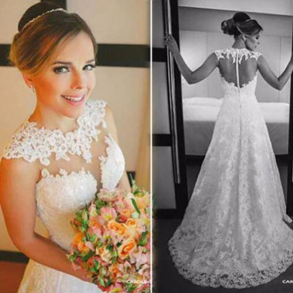 Cheap wedding dresses 2017,Blush Pink Wedding Dresses Princess Vintage Ball Gown Lace backless wedding dress for brides